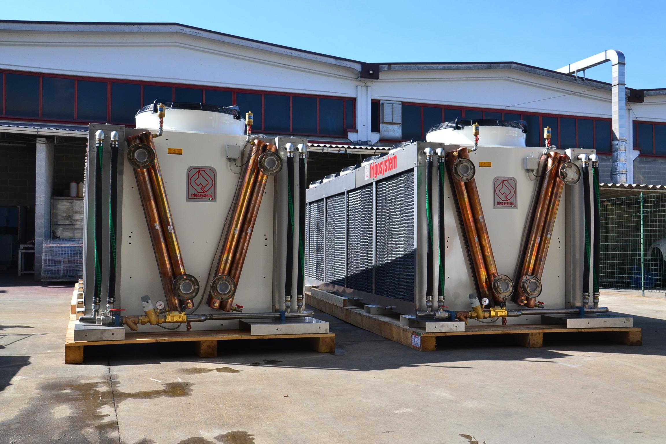 Frigosystem Dry Coolers
