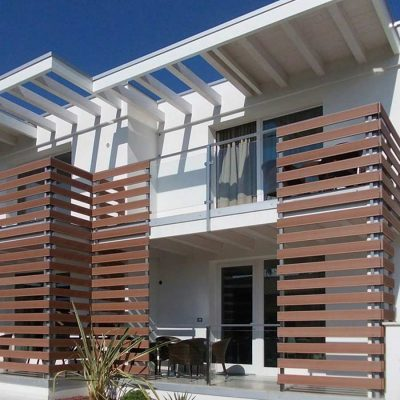 Bausano Wood Plastic Composite Extrusion Line