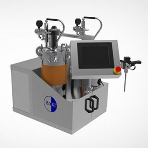 RTM resin dispensing unit
