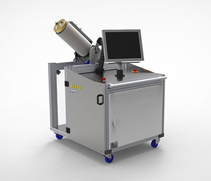 RTM Piston Dispensing Unit