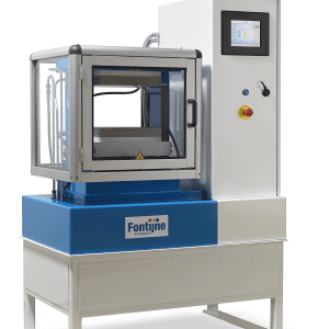 LabPro-400 heated platen press
