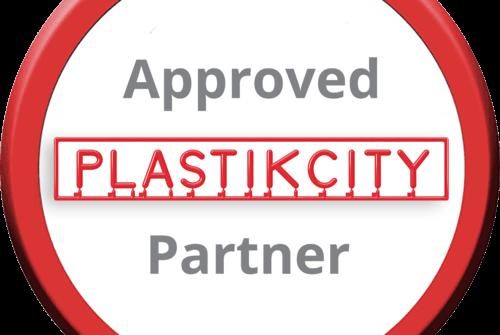 Approved PlastikCity partner logo