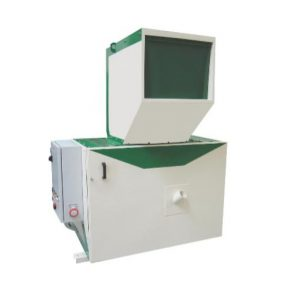 Beside press granulator