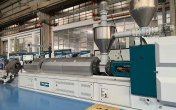 Bausano Twin Screw Extruder with multidrive system